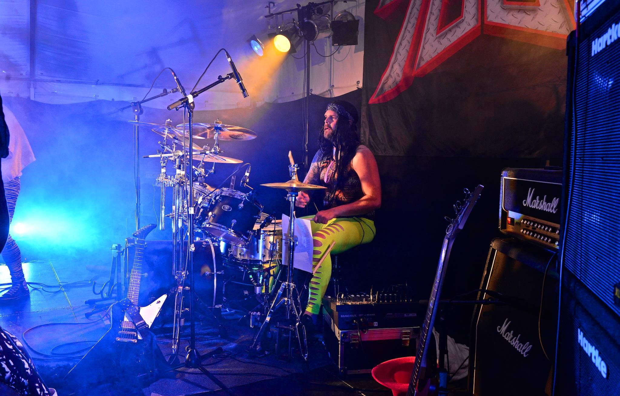 Freddy Fabulous - Trommer